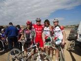 Buenos resultados para el C.C. Santa Eulalia en el Open de Murcia MTB