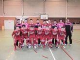 El equipo Aljucer ElPozo Juvenil, Campeón de Liga