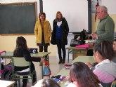 Campaña escolar por todos los colegios de Primaria sobre los derechos del consumidor de la Concejalía de Consumo de Archena