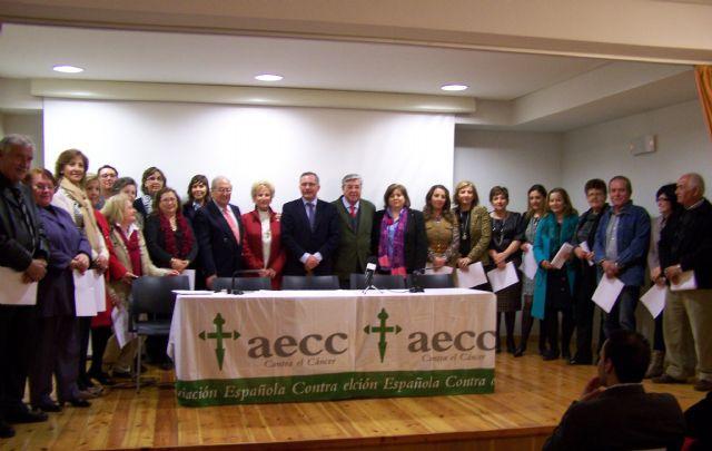 La junta local de la Asociación Española Contra el Cáncer ya tiene nueva directiva - 1, Foto 1