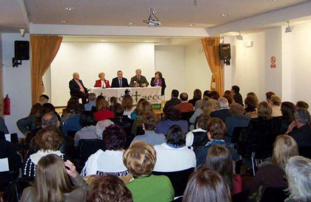 La junta local de la Asociación Española Contra el Cáncer ya tiene nueva directiva - 2, Foto 2