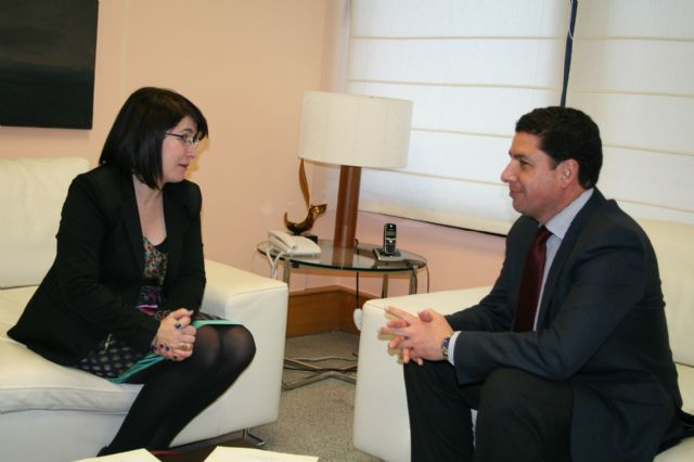 The mayor met with the Director of Public Works and Planning
