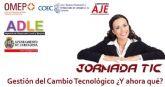 Jornada sobre Tecnologías de la Información y Comunicación dirigida a emprendedoras