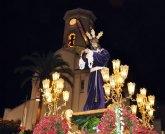 El próximo Viernes tendrá lugar una Misa Solemne en honor del titular de la Agrupación Jesús Nazareno