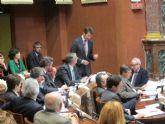 Ruiz destaca la coherencia de las actuaciones de Valcárcel en la defensa del tomate murciano