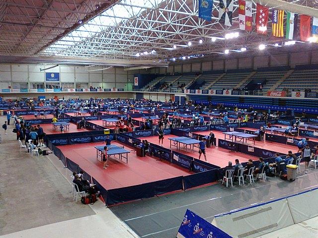 Campeonatos de España 2012. Infantil masculino. Andr�s hace un buen torneo y llega a la 1ª ronda, Foto 1