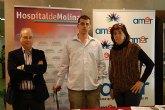El Hospital de Molina y AMER juntos para sensibilizar sobre las enfermedades raras