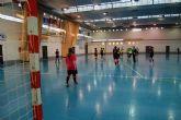 Los equipos de balonmano Infantil y Cadete Femeninos  del IES Villa de Alguazas ganan a sus adversarias