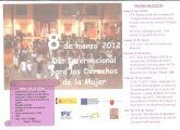 El Ayuntamiento última los actos del Día Internacional para los Derechos de la Mujer