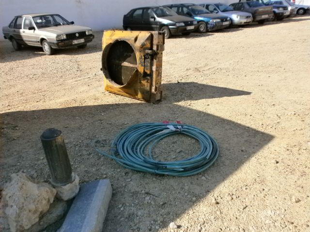 La Policía Local detiene a 3 personas por un presunto delito de robo en una empresa de Mazarrón - 1, Foto 1
