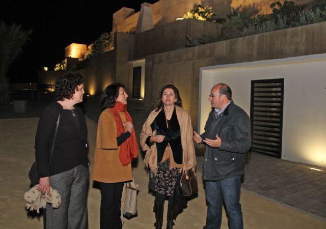 La Secretaria de Estado de Turismo visita el Conjunto Turístico 'Medina Nogalte' de Puerto Lumbreras - 1, Foto 1