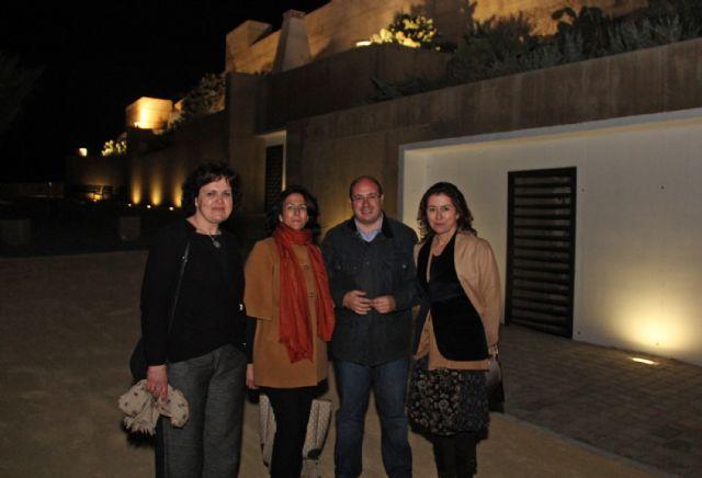 La Secretaria de Estado de Turismo visita el Conjunto Turístico 'Medina Nogalte' de Puerto Lumbreras - 2, Foto 2