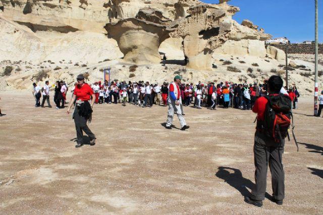 170 senderitas recorren Mazarrón para conocer su patrimonio - 1, Foto 1