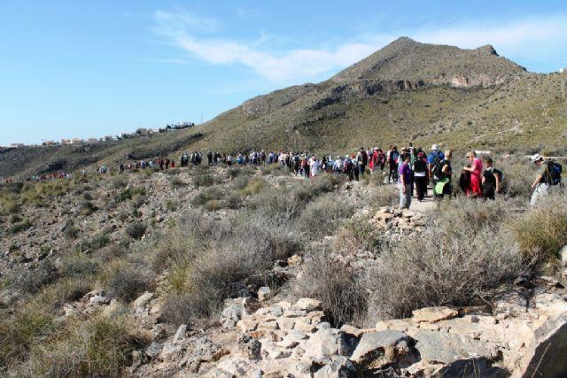 170 senderitas recorren Mazarrón para conocer su patrimonio - 2, Foto 2