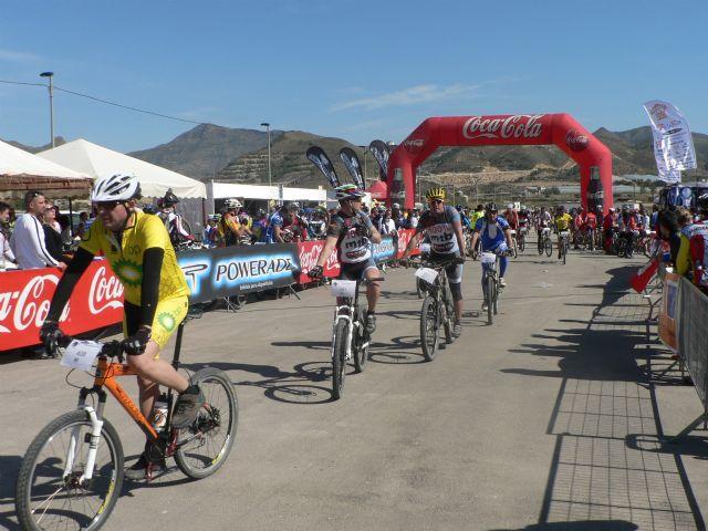 La IV Marcha MTB Costas de Mazarrón se suma a los éxitos deportivos - 1, Foto 1