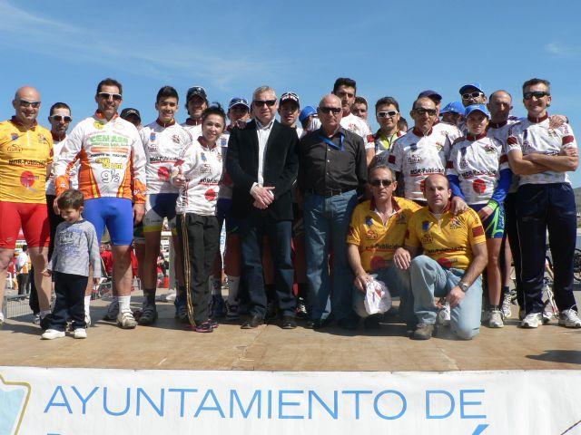 La IV Marcha MTB Costas de Mazarrón se suma a los éxitos deportivos - 3, Foto 3