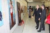 """Inaugurada la exposición Colectiva de Pintura """"Puerta de las artes"""" en Torre-Pacheco"""
