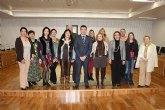 Recepción de un grupo de profesores participantes en un proyecto comenius sobre las tradiciones locales