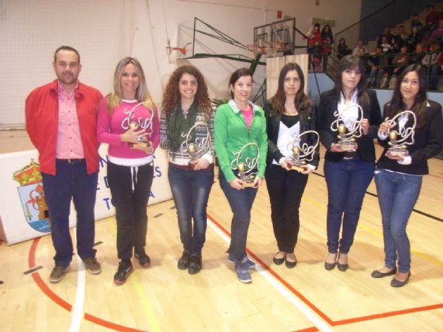 M�s de 200 gimnastas procedentes de Lorca, Alhama y Totana han participado en la competici�n de Gimnasia R�tmica, Foto 5