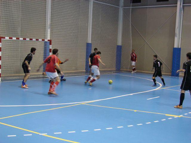 La Liga Local de Fútbol Sala gana emoción tras la quinta jornada - 1, Foto 1