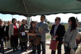 Asociaciones de mujeres de Alguazas y Murcia participan el encuentro 'Mujeres en la Vía'