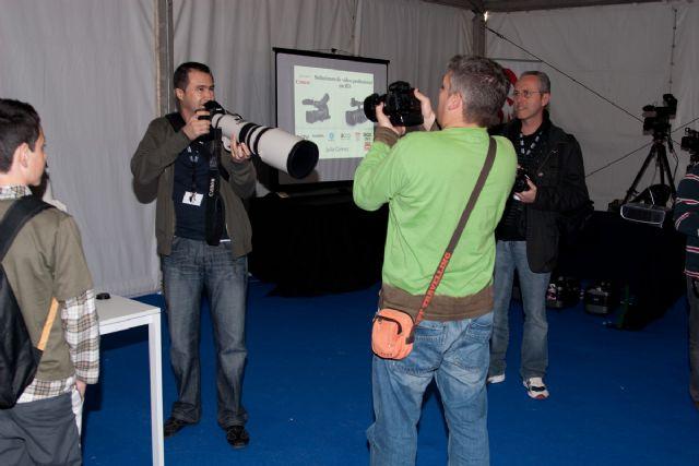 Todo listo para la celebración de la sexta edición de Fotogenio - 1, Foto 1