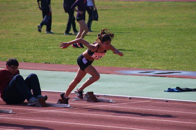 8 medallas para el club atletismo Mazarrón en el campeonato regional cadete de pista cubierta, Foto 1