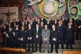 La Policía Local celebra el día de su patrón 2012