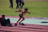8 medallas para el club atletismo Mazarr�n en el campeonato regional cadete de pista cubierta