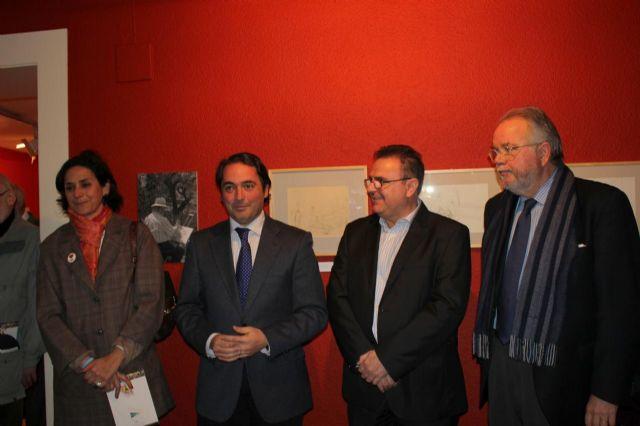 La Federación Española Amigos de los Museos visitan El Ramón Gaya - 2, Foto 2