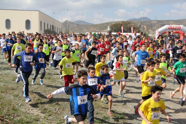 Puerto Lumbreras acoge la final regional de campo a través de deporte en edad escolar Alevín-Benjamín con más de 800 deportistas de colegios de la Región de Murcia - 5, Foto 5