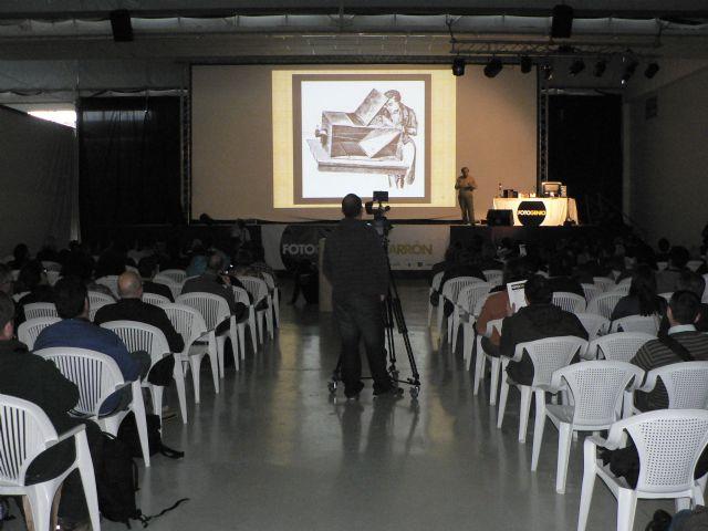 Pasado, presente y futuro se dan cita en la primera jornada de Fotogenio 2012 - 3, Foto 3