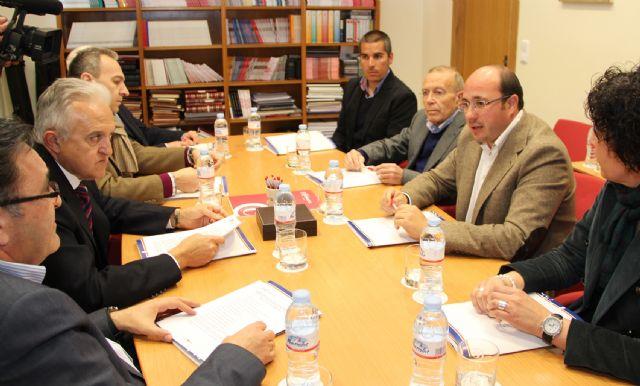 El Ayuntamiento y la Cámara de Comercio colaborarán en el diseño de un nuevo Plan para el Fomento del Comercio en Puerto Lumbreras - 2, Foto 2