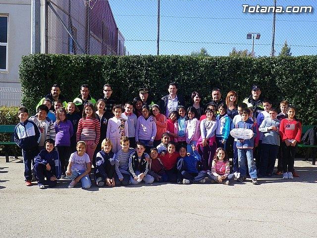 La concejalía de Seguridad Ciudadana y Emergencias retoma el programa de Educación Vial, Foto 1