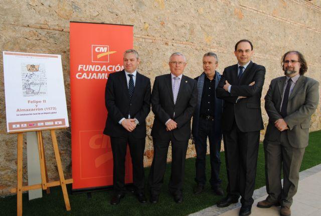 Mazarrón acogerá el congreso internacional sobre Felipe II y la Villa de Almazarrón del 22 al 24 de noviembre, Foto 1