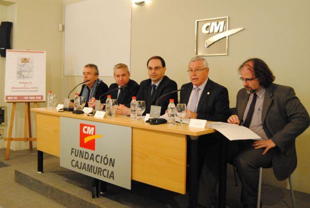 Mazarrón acogerá el congreso internacional sobre Felipe II y la Villa de Almazarrón del 22 al 24 de noviembre, Foto 2
