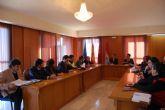El delegado del Gobierno preside junto al alcalde de Alguazas la constitución de la nueva Junta Local de Seguridad