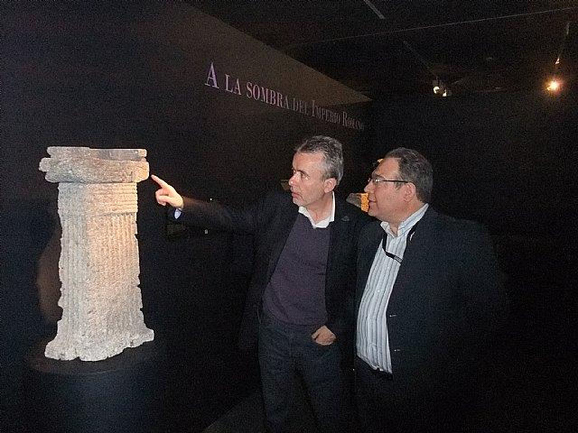 El Museo Arqueol�gico de Murcia muestra las piezas m�s significativas halladas en la Regi�n en las excavaciones de los �ltimos años, Foto 1