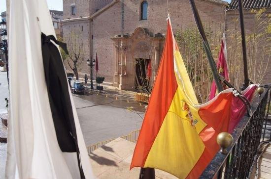 La alcaldesa decreta dos días de luto oficial por el fallecimiento del ex concejal y antiguo presidente de Proinvitosa, José Antonio Valverde Reina, Foto 1