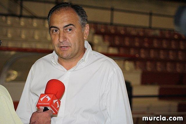 Deportes transmite su más sentido dolor por el fallecimiento del ex concejal de deportes, José Antonio Valverde Reina, Foto 1