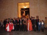 Solemne celebración del 50 aniversario del Cristo de la Sangre de Archena