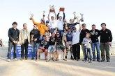 Los hermanos Carrillo ganan el Endurance 200 millas San Javier 2012