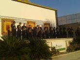 Gran éxito del I Encuentro de Bandas de Tambores y Cornetas Villa de Archena celebrado este domingo