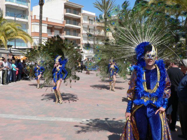 El desfile de San José llena de color y gente las calles del Puerto, Foto 1