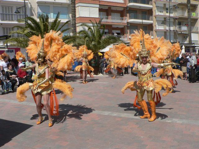 El desfile de San José llena de color y gente las calles del Puerto, Foto 2