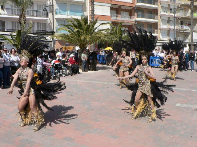 El desfile de San José llena de color y gente las calles del Puerto, Foto 3