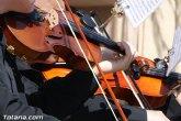 La orquesta de 'La Dolorosa' ofrecerá esta noche un concierto en el Convento