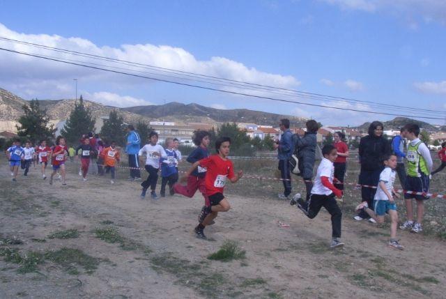 Un total de 26 escolares de Totana participaron en la final regional de campo a trav�s benjam�n y alev�n de deporte escolar, Foto 4