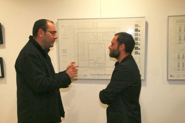 Martínez de la Casa expone en el Aula de Cultura de Cajamurcia - 1, Foto 1