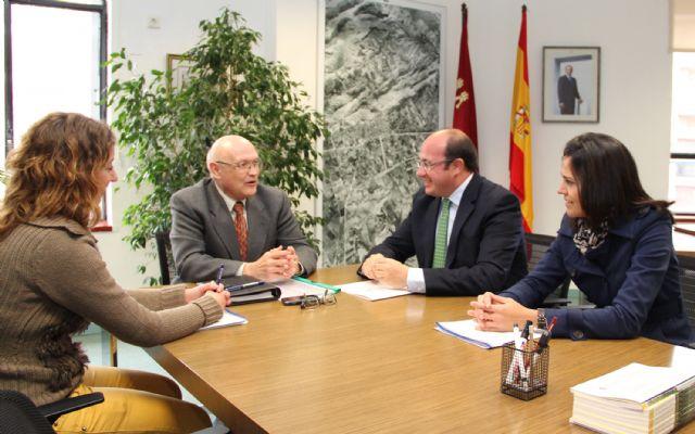 El Alcalde se reúne con el director general de Medio Ambiente para planificar nuevas medidas destinadas a la protección de los espacios naturales del municipio - 1, Foto 1